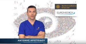 Δρ Αντώνης Αριστείδου - Διαθλαστική Χειρουργική