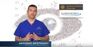 Δρ Αντώνης Αριστείδου - Κερατόκωνος